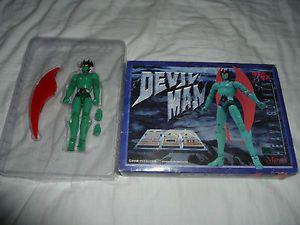 Boxed Devil Man Devilman Japanese Anime Manga Action Figure Toy Marmit Dynamic