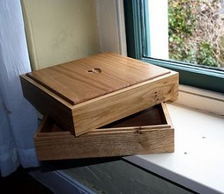keepsake box by lost and found @ mike jones furniture