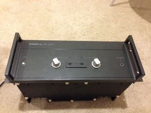 Crown PS 400 Stereo Amplifier Fuctioning Great Adapters Included