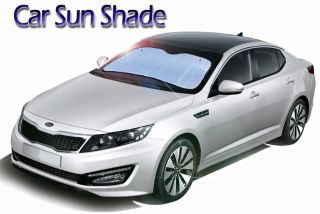 2X New Auto Car Windshield Window Sun Shade Visor Cover