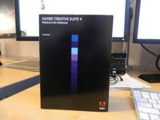 Adobe Creative Suite CS4 Production Premium Windows Edition 65023085