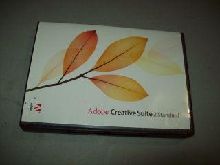 Adobe Creative Suite 2 Standard for Windows