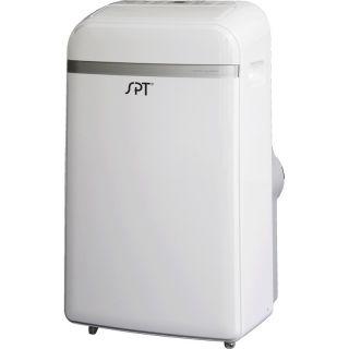 12000 BTU Portable Air Conditioner Heat Pump AC Dehumidifier Fan Window Kit