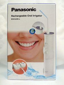Japan Panasonic EWDJ40 Electric Dental Gum Care Water Jet Floss Oral Irrigator