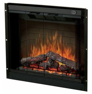 """Dimplex DF3215 32"""" Multi Fire Electric Fireplace Insert"""