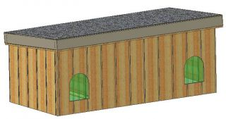 Insulated Dog House Plans 15 Total Double Decker Dog House Plans 2 Story