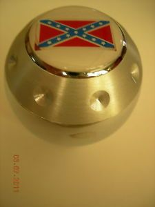 Confederate Flag Aluminum Gear Shift Knob