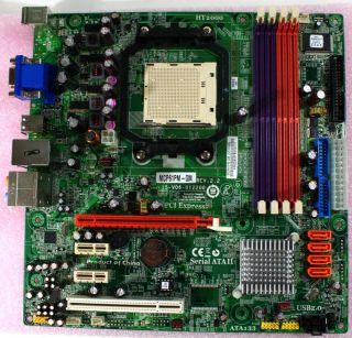 eMachines K7MNF 64 AMD Desktop Motherboard AMD Athlon CPU