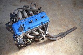 1997 Nissan 240sx 5SPD SE 2370 KA24DE Engine Assembly 165K