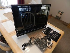 HP TouchSmart IQ507 Touch Screen All in One PC Desktop No Hard Drive