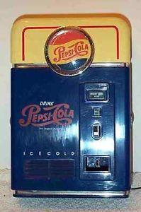 Pepsi Cola Am FM Transistor Cooler Radio