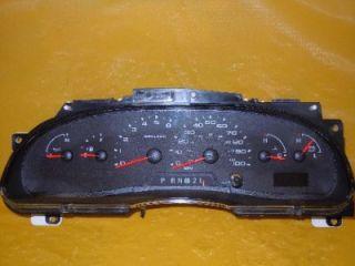 05 Ford Van Speedometer Instrument Cluster Dash Panel Gauges 160 549