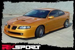 New Rksport Pontiac GTO RAM Air Hood Only Fiberglass Car Body Kit 09011100