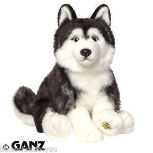 Webkinz Signature Siberian Husky Dog Plush Toy SEALED Tag WKS1049 New