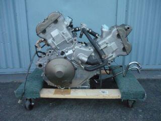 Honda RVT1000R RC51 1000 Engine Motor Crankcase Clutch Trans Cyl Heads 00 01