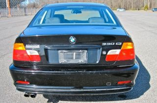 BMW 330CI 01 Leather Moonroof 3 Series Power Seats Power Windows
