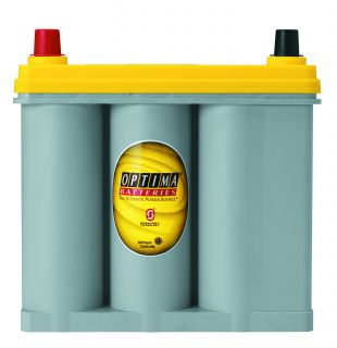 Optima Batteries 8071 167 Yellowtop Deep Cycle Battery