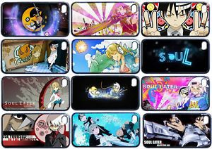 Soul Eater Anime Fans iPhone 4 Hard Case
