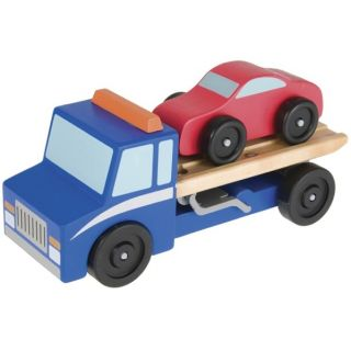 Toy Flatbed Tow Trucks