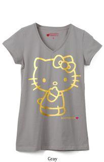 Hello Kitty x Mariaclara T Shirts Tunic Dress Shirt One Piece Tops T Shirt Japan