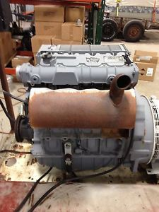 Deutz Diesel Engine F4L1011F Jeep Rat Rod Project