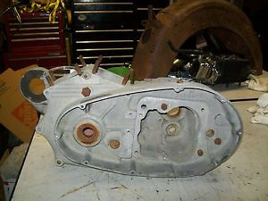 1964 Harley Ironhead Sportster Engine Cases Numbers Matching