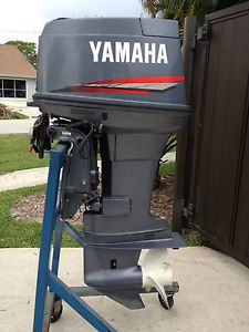 90 hp outboard on popscreen for Yamaha 90 outboard weight