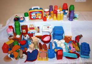 Fisher Price Fun with Food Kitchen