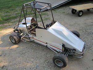 Vintage go kart 1 4 quarter midget race car rat hot rod 1932 ford