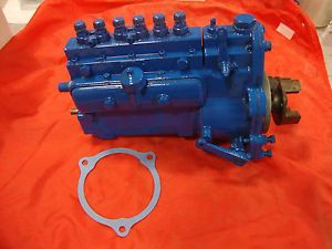 Ford Tractor 6 Cylinder Simms Fuel Injection Pump