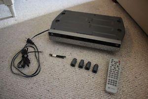 "Audiovox VE920 Under Cabinet DVD Player TV Radio 9"""