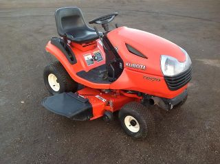 "Kubota T1870 Lawn Tractor Mower 48"" John Deere Simplicity Toro Cub Cadet MTD"