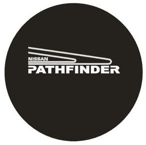 """New Nissan Pathfinder Spare Tire Cover Vinyl 30"""" Ni 1"""