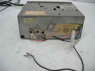 Audiovox 85 FE CXP Car Stereo Radio Tape Deck