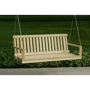Victorian garden wood porch swing porch swings for Victorian porch swing plans