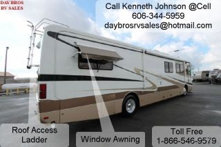 2000 Monaco Dynasty Holiday Rambler Class A Diesel Motor Home Coach RV Slide