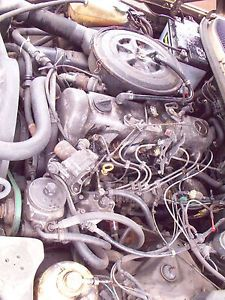 Mercedes OM617 Engine 300TD Turbo Diesel Wagon Motor 185K Miles w SLS