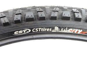 CST Swiss Army Mountain Bike MTB Dirt Road City Street Tire 26x1 95 26 x 1 95