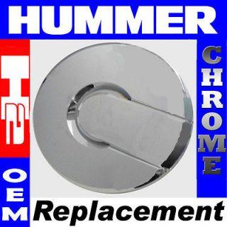 1pc Set Hummer H2 H 2 Chrome Rim Lug Nut Steel Alloy Wheel Skin Center Hub Cap