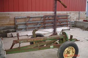 John Deere 37 Sickle Bar Mower Hay Grass Farm