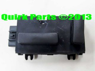99 07 Cadillac Chevy GMC Hummer Truck SUV LH Power Seat Adjuster Switch New