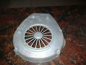 EZ Go Golf Cart 2 Cycle Engine Flywheel Cover Assembly