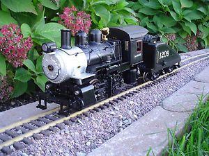 Aristocraft Live Steam Locomotive 0 4 0 Switcher Engine A T s F G Gauge