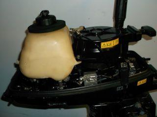 2001 Suzuki 5 HP Outboard Boat Motor Engine Johnson Evinrude 9 9 15 Honda