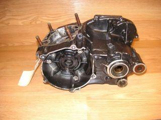 1986 Kawasaki KX80 KX 80 Bottom End Motor Engine Case Cases