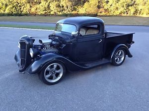 1937 Ford Pickup Hot Rod