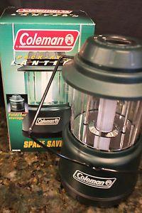 Coleman Pack Away LED Lantern Green