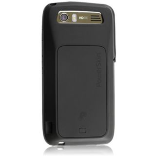 Xpal Powerskin Case for Motorola Atrix HD Extended Battery Cover 1500mAh New