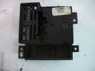 Headlight Switch Assembly Chevy S10 GMC Sonoma Blazer Jimmy Bravada