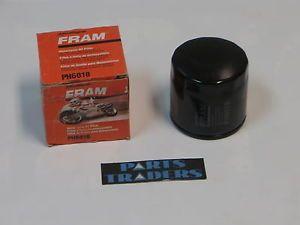 Fram Suzuki Arctic Cat Oil Filter GSXR1100 GSXR750 GSX750 VS700 VS750 VX800 400